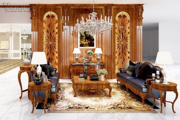 Phòng khách Violetta
