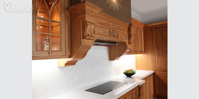 Tủ bếp Cemento