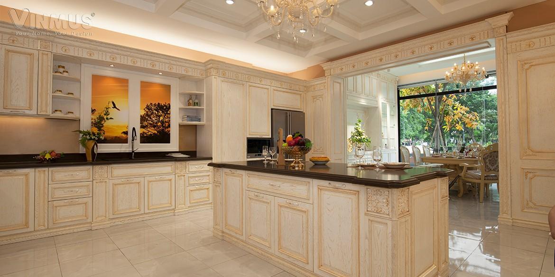 Tủ bếp Metroly