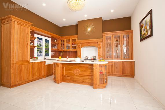 Tủ bếp Alessa