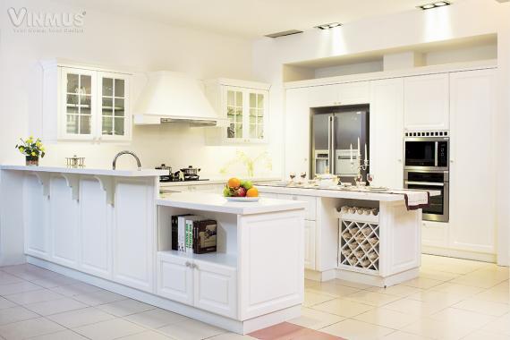 Tủ bếp Blue