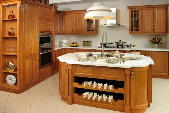 Tủ bếp Jazz