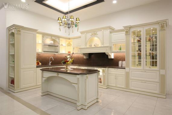 Tủ bếp Neveda