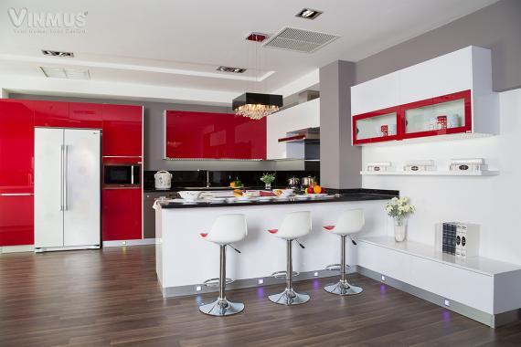 Tủ bếp Pia
