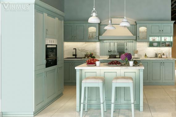 Tủ bếp Prometea