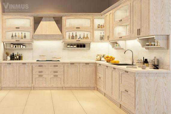 Tủ bếp Senso