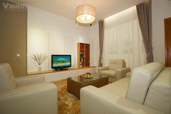 Phòng khách Aqua