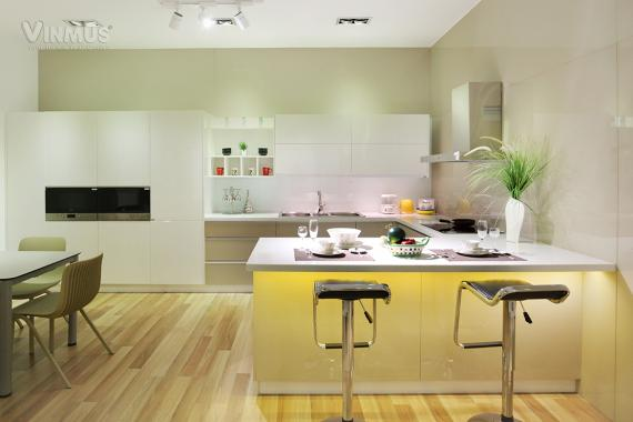Tủ bếp Aqua