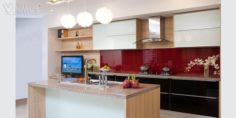 Tủ bếp Bering