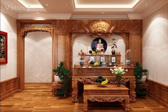 Phòng thờ Hạnh