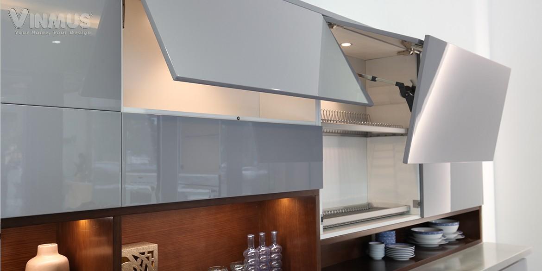 Tủ bếp Fenix