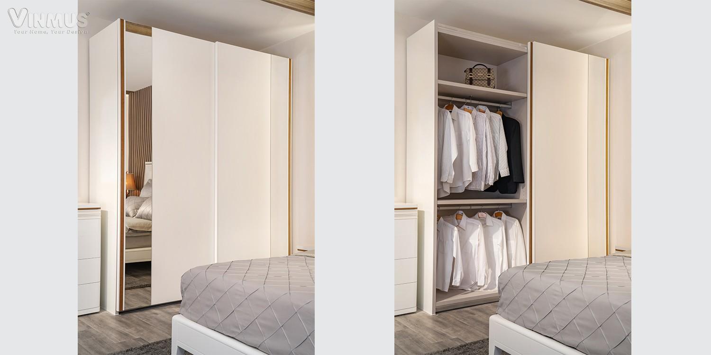 Phòng ngủ Nerea - Nhập khẩu từ Tây Ban Nha