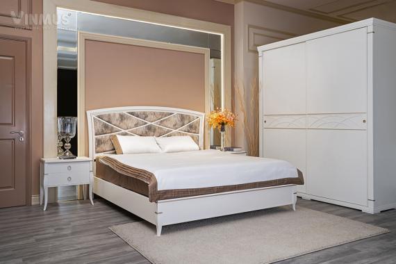Phòng ngủ Valeria Toscana - Nhập khẩu từ Tây Ban Nha