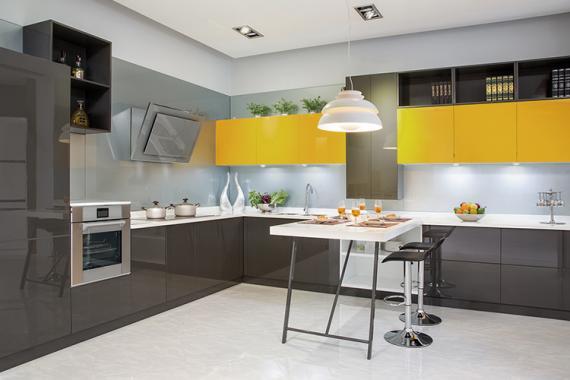 Tủ bếp Rialto