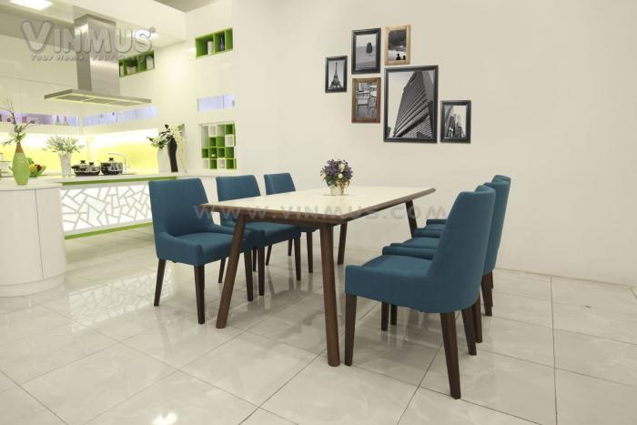Bộ sưu tập bàn ghế ăn và sofa thêm phần sang trọng cho tổ ấm
