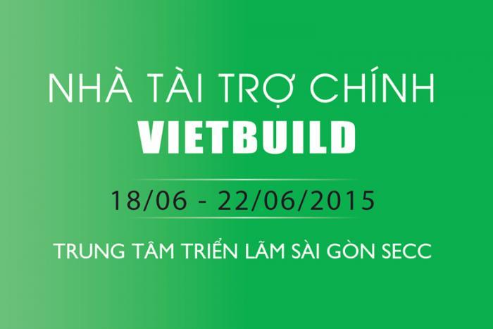 Nội thất Vinmus tài trợ chính cho triển lãm Vietbuild 2015