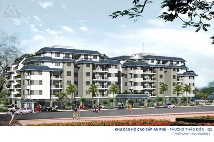 Vinh Mỹ hoàn tất dự án căn hộ cao cấp An Phú quận 2