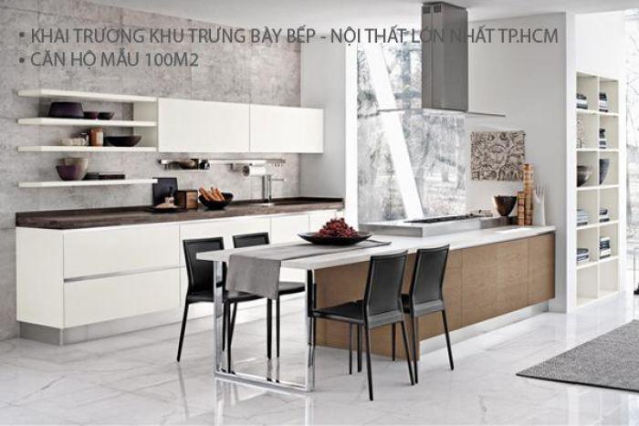 Vinh Mỹ mở rộng showroom bếp lớn nhất TP.HCM