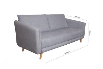 Sofa Ghế 3 VM 1660