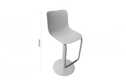 Ghế Iron swivel stool