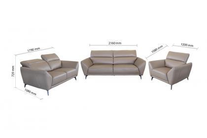 Sofa G-4638 (1+2+3)