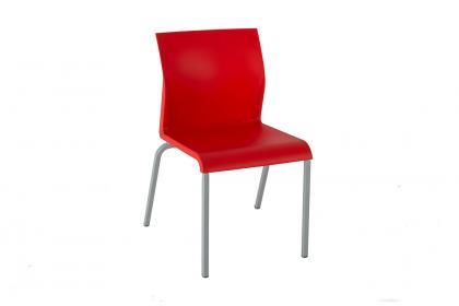 Ghế ăn Iron đỏ