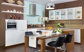 Tủ bếp Licia