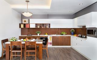 Tủ bếp Sigma