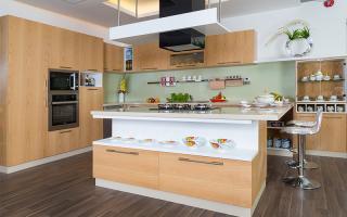Tủ bếp Vestro
