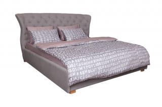 Giường bọc vải KJ1709
