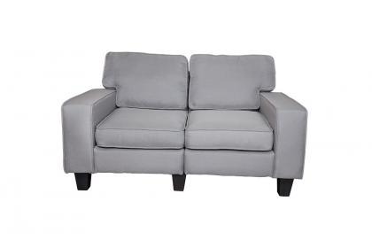 Sofa ghế 2 ZY1027 vải màu 188-3