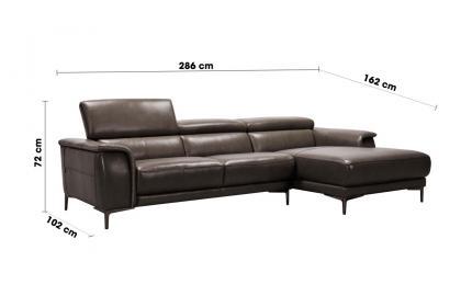 Sofa 32182A (Góc Trái)