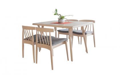 Bộ bàn ghế KF 3007 DT - KF 4201 DC