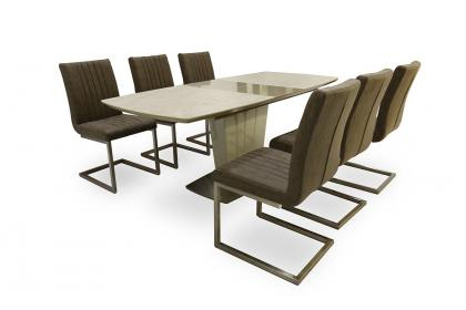 Bộ bàn ăn T7002C M14 - 5171