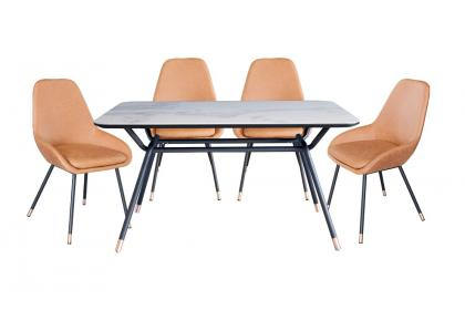 Bộ bàn ăn T18235 - DC18494