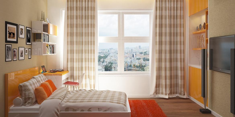 Bật tone với nội thất căn hộ đẹp thu hút