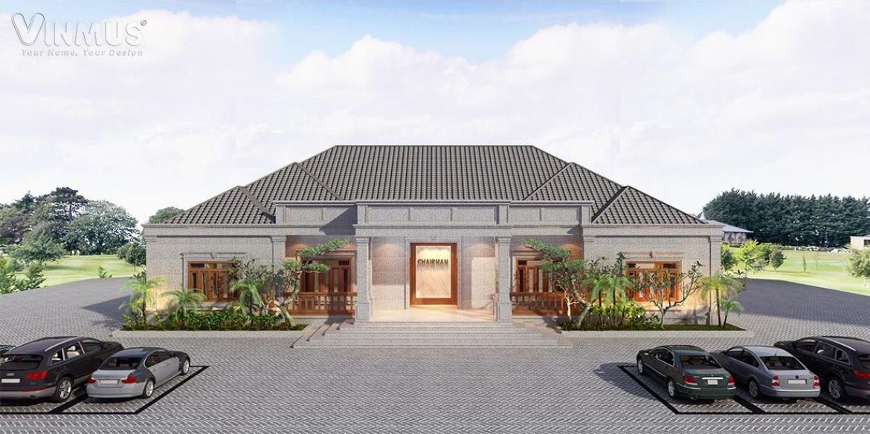 Biệt thự Bình Thuận - Anh Bảo