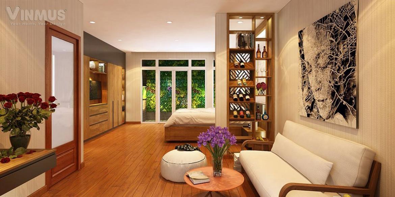 Biệt thự nhà chị Trang - Tân Phú