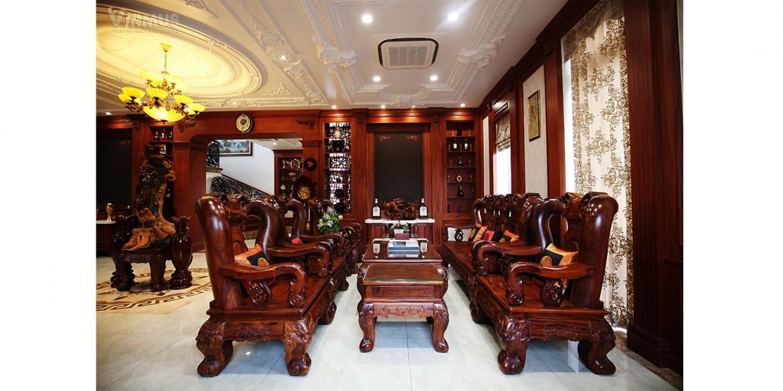 Biệt thự An Giang - Chú Phước